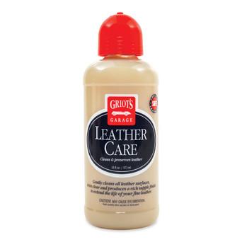 Leather Care, 16 Ounces