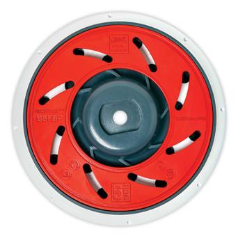 """BOSS™ 5"""" Fanned Orbital Backing Plate"""