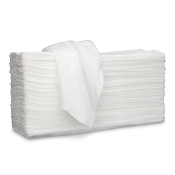 Uber-Soft Disposable Surface Care Cloths, 125 Count