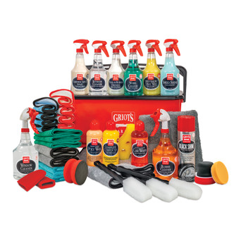 Master Car Care Kit