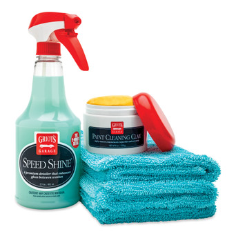 Complete Paint Cleaning Clay Kit