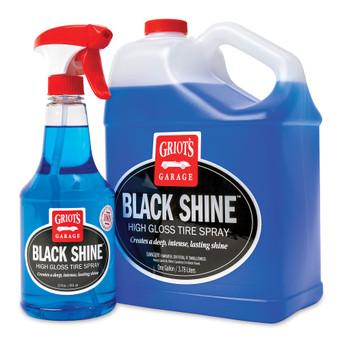 Black Shine™ High Gloss Tire Spray