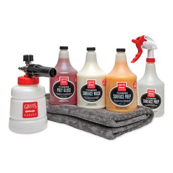 BOSS™ Foaming System Complete Kit