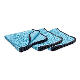 PFM® Crinkle Glass Towels, Set of 3