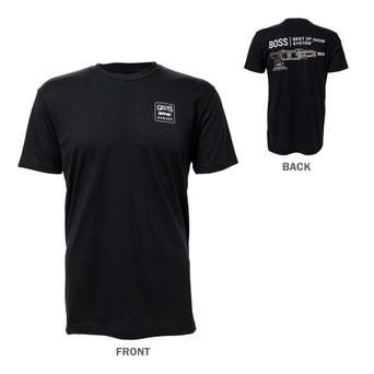 BOSS™ Long-Throw T-Shirt