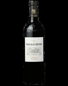 Château de la Rivière - Fronsac 2012 - Bottle front