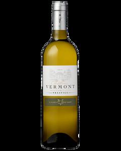 Chateau Vermont Prestige blanc 2019 - Bottle front