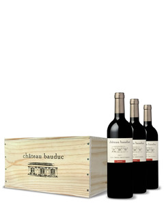 Les Trois Hectares Rouge - Wooden 6