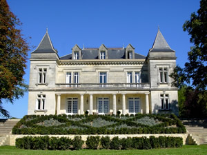 Chateau Bauduc South front