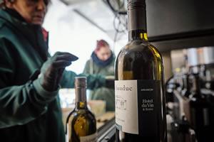 Bottling of 2018s