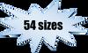 Hi Vis Polyester Web Sling Type 1 Triangle Choker (TC) (American Made)
