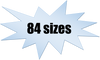 Hi Vis Polyester Web Sling Type 4 Eye & Eye Twist (EE2) 2 Ply  (American Made)