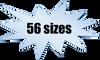 Hi Vis Polyester Web Sling Type 5 Endless (EN2) 2 Ply  (American Made)