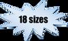 Hi Vis Polyester Web Sling Type 10 (DOSEE2) 2 Leg Bridle w/Sling Hooks (American Made)