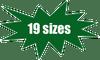 Graphic 19 Sizes