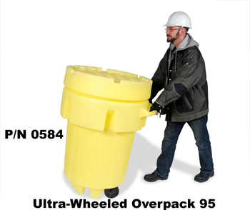 Ultratech Overpack Plus, Wheeled (American Made)