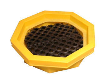 Ultratech Drum Tray (American Made) (With Grate)