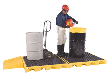 Spill Deck P8 System - (2) 4-Drum Modules