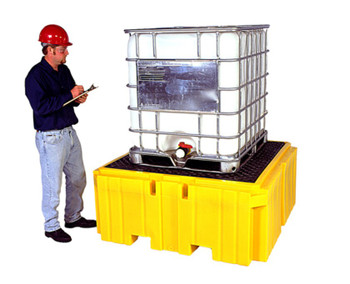 Ultratech IBC Spill Pallet Plus (American Made)