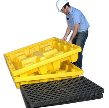Ultratech Spill Pallet, Nestable Model