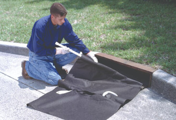 Ultratech Drain Guard, Curb-Insert Style (American Made)