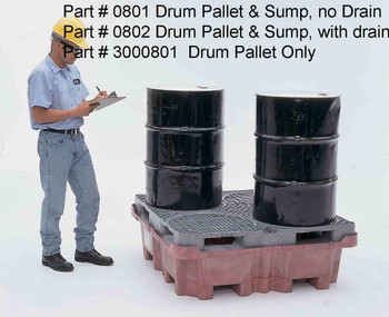 Spill King Drum Pallet Only