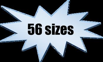 Hi Vis Polyester Web Sling Type 5 Endless (EN1) 1 Ply  (American Made)
