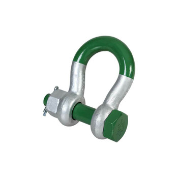 G-5263 Van Beest Green Pin Super Shackle