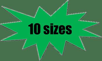G-4263 Graphic 10 Sizes