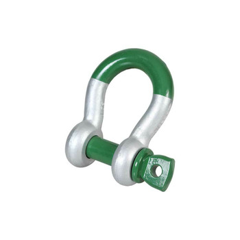 G-5261 Van Beest Green Pin Super Screw Pin Shackle