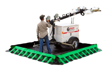 Ultra-Containment Berm Compact Model (American Made)