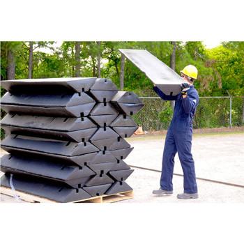 Ultra-Containment Berm Modular Model Gorilla Berm - Modular Wall Only (American Made)