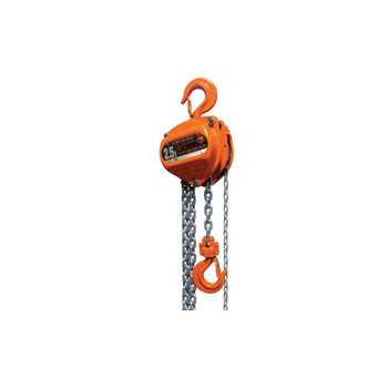 Super 100 Manual Chain Hoist with Overload Protection by Elephant Lifting