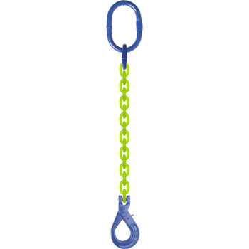 SOSL High Visibility Alloy Chain Sling by all-Aloy a Western Sling Company Brand
