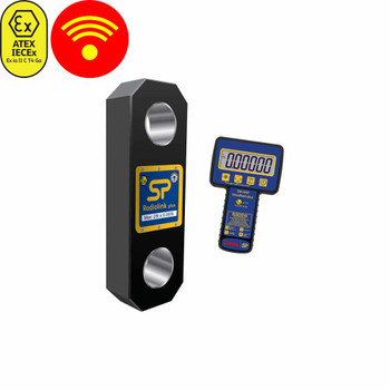 RLP RadioLink Plus ATEX Load Cell/Dynamometer by Straightpoint
