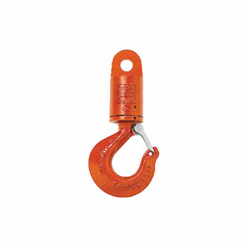 S-6 Eye & Hook with Tapered Roller Thrust Bearing by Crosby