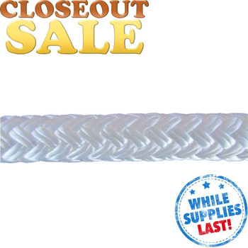 Double Braid Polyester Rope by AAMSTRAND