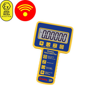 SW-HHP-ATEX Wireless Handheld Plus by Crosby Straightpoint
