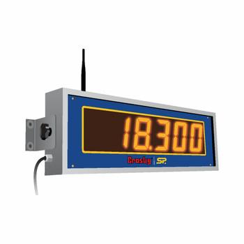 SW-SD Wireless 100mm LED Remote Scoreboard Display by Crosby Straightpoint