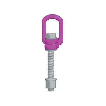 VLBG Metric Swivel Hoist Ring (Long Bolt) by RUD