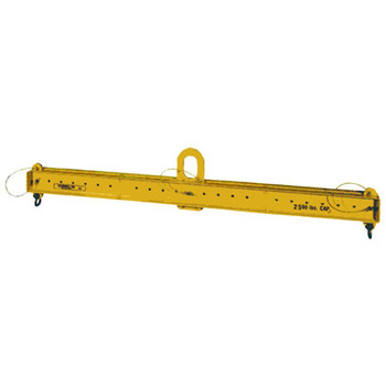 Model 17 Adjustable Lifting Beam with Shackles by Caldwell Rig-Master