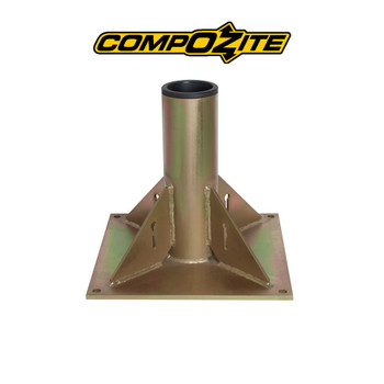 Pedestal base for Davit Crane by CompOZite