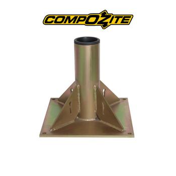 Pedestal base for Davit Crane by CompOZite