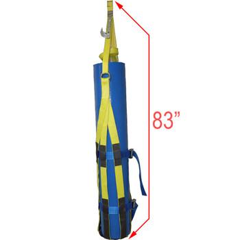 700000921L Web Cylinder Sling by Western Sling