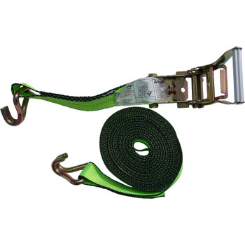 """2""""x30"""" Ratchet Strap with Wide Long Handle by all-Grip"""