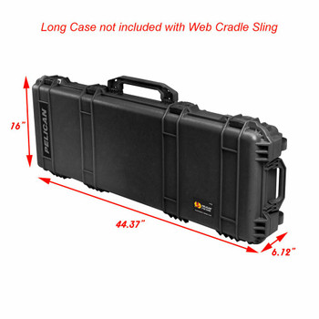 VT70003302 Web Sling Cradle for 1720 Pelican Case by all-Grip