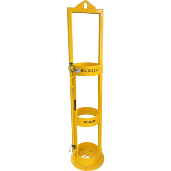 BL-8298 Single Oxygen Bottle Lifter by Liftmax