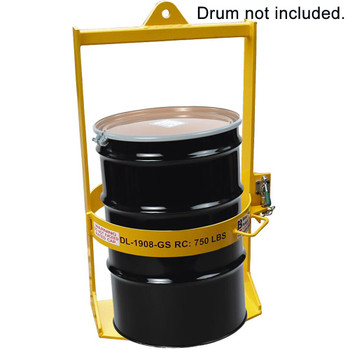 DL-1908 Single 55 Gallon Drum Lifter