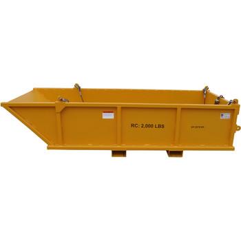 SP-2978 2,000 lbs Capacity Skip Pan