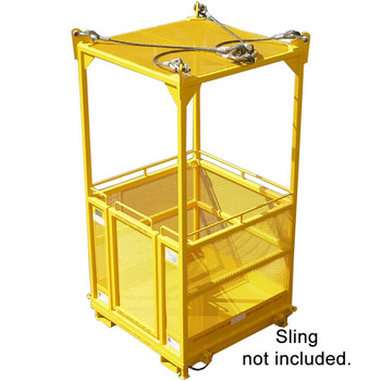 PB-3272 1,000 lbs Capacity Personnel Lifting Basket